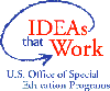 US Office of Special Education logo